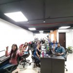 Friendship day celebration at Aretove Technologies