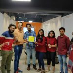 Friendship day celebration at Aretove Technologies