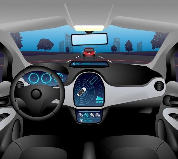self driving cars with big data